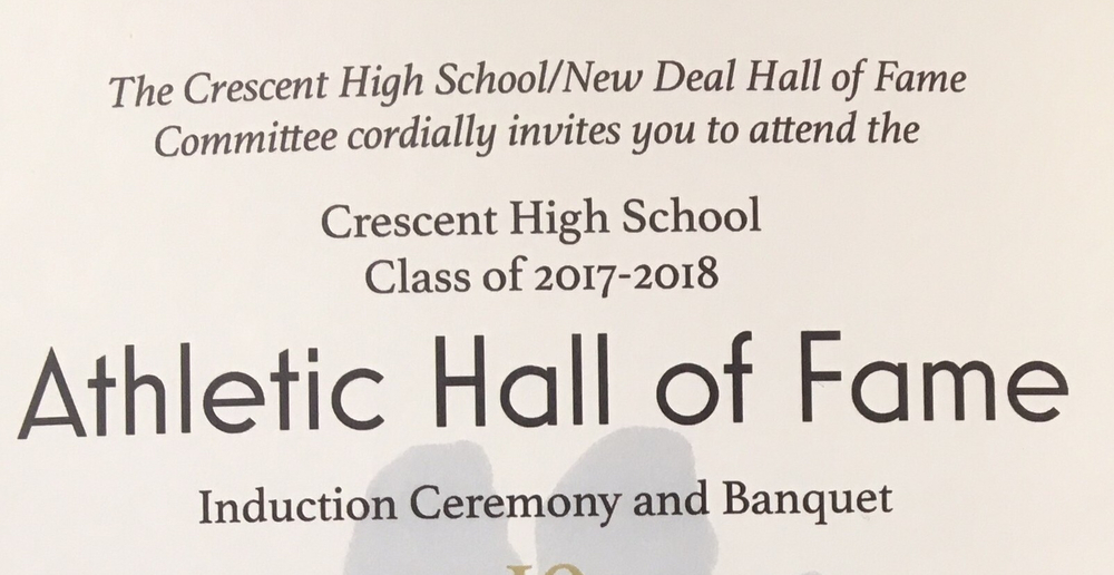 Who Will Be In The 2018-19 Crescent/New Deal Athletic Hall of Fame Class?
