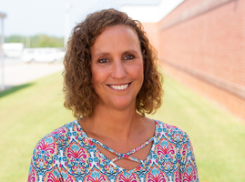 Beth Collins named A3 Teacher of the Year!