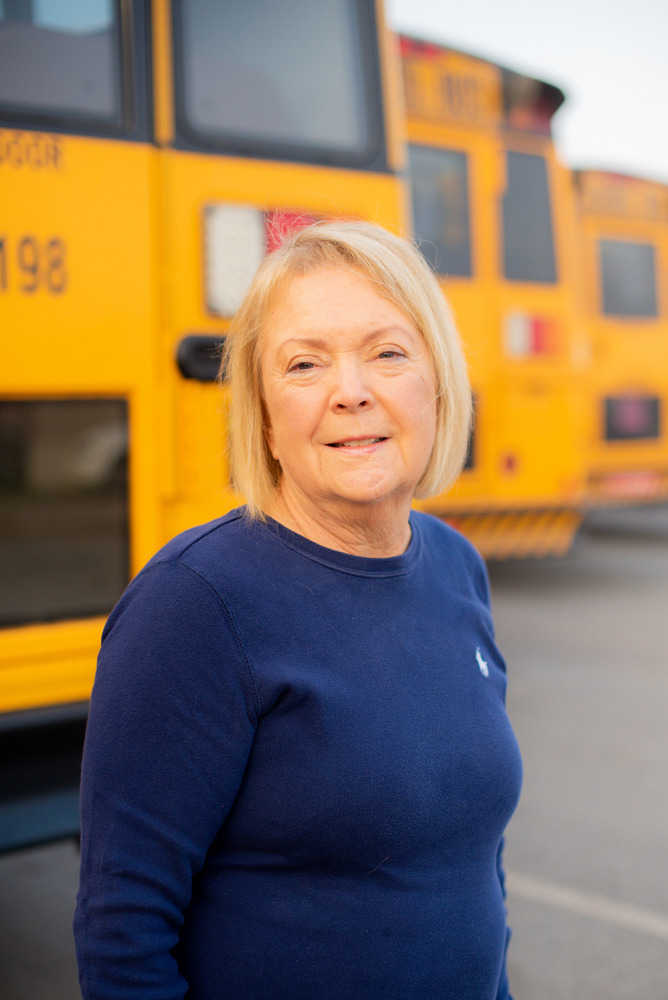 Gayle Sinclair Named Bus Driver of the Year