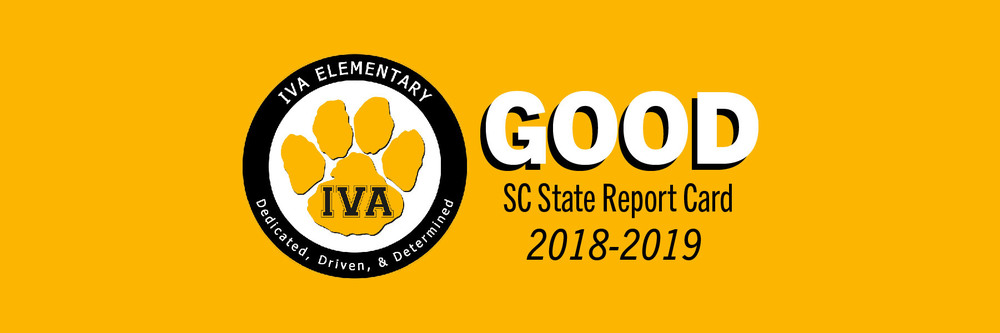 "Iva Receives ""Good"" Rating on SC State Report Card"