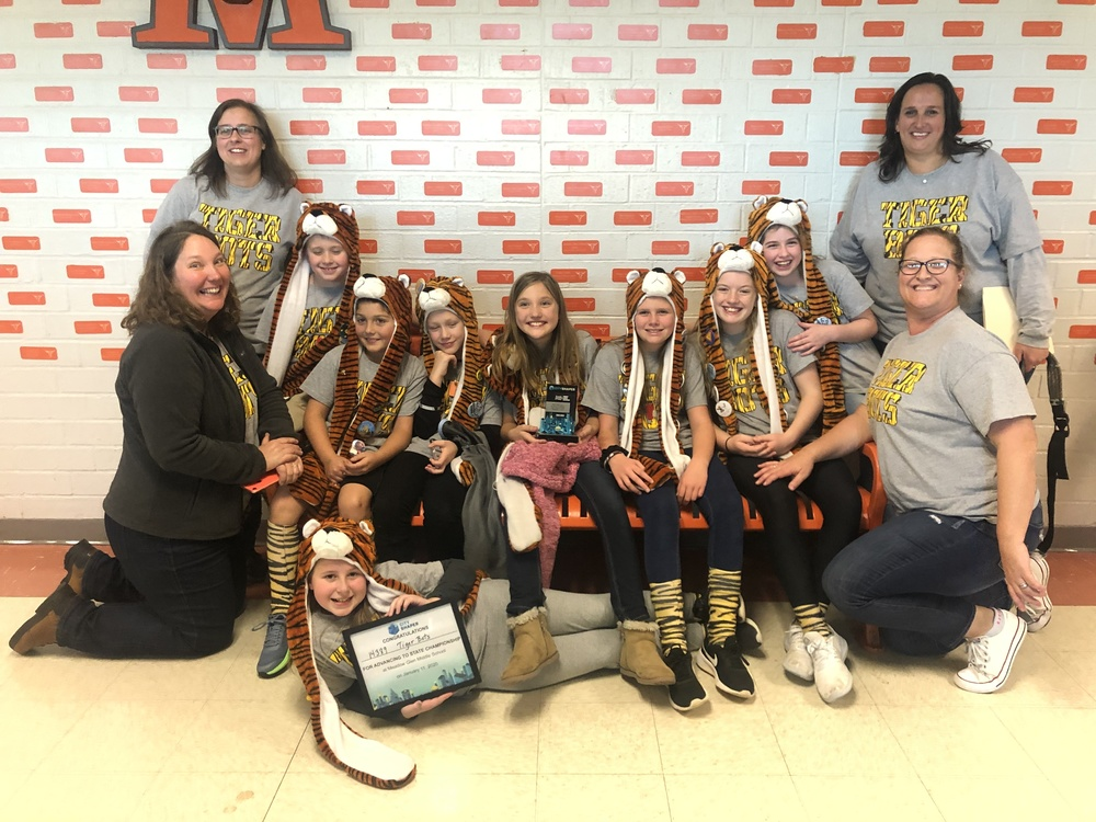 Starr Robotics Team Advances to State Competition
