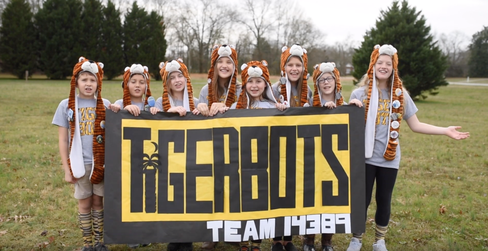 Starr Tigerbots Invited to Represent the South East in Australia!