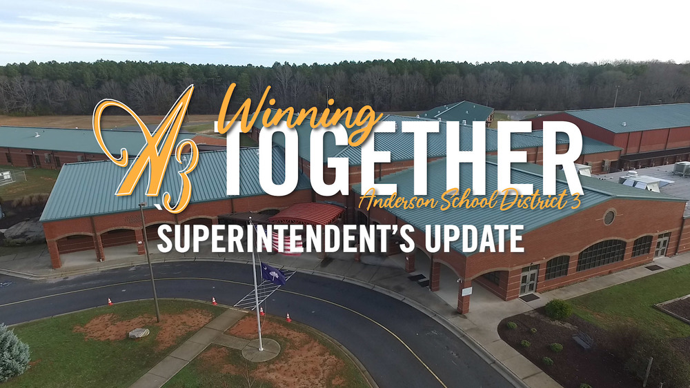Superintendent's Mid-Year Update 2021