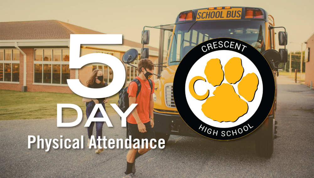 CHS to Return to 5 Day Physical Attendance
