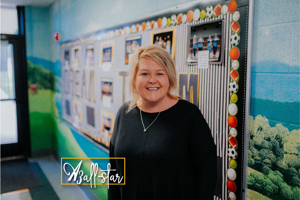 Meet #A3AllStar, Mrs. Christy Baldwin! 🌟