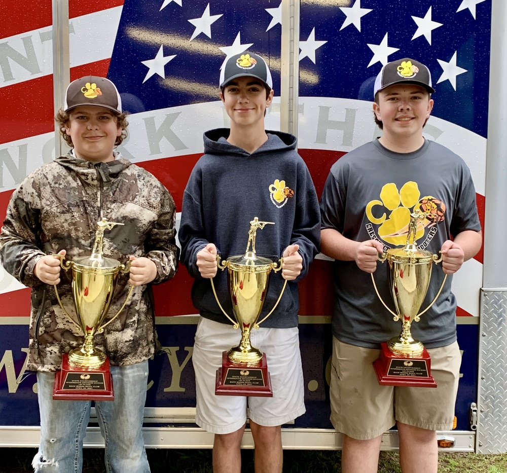 Crescent Elite Shooters Win State Title 🏆
