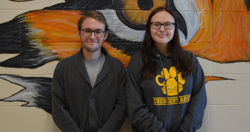 Students Chosen for Anderson All-County Band