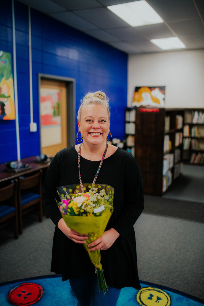 Robin Richardson Named IES Teacher of the Year!