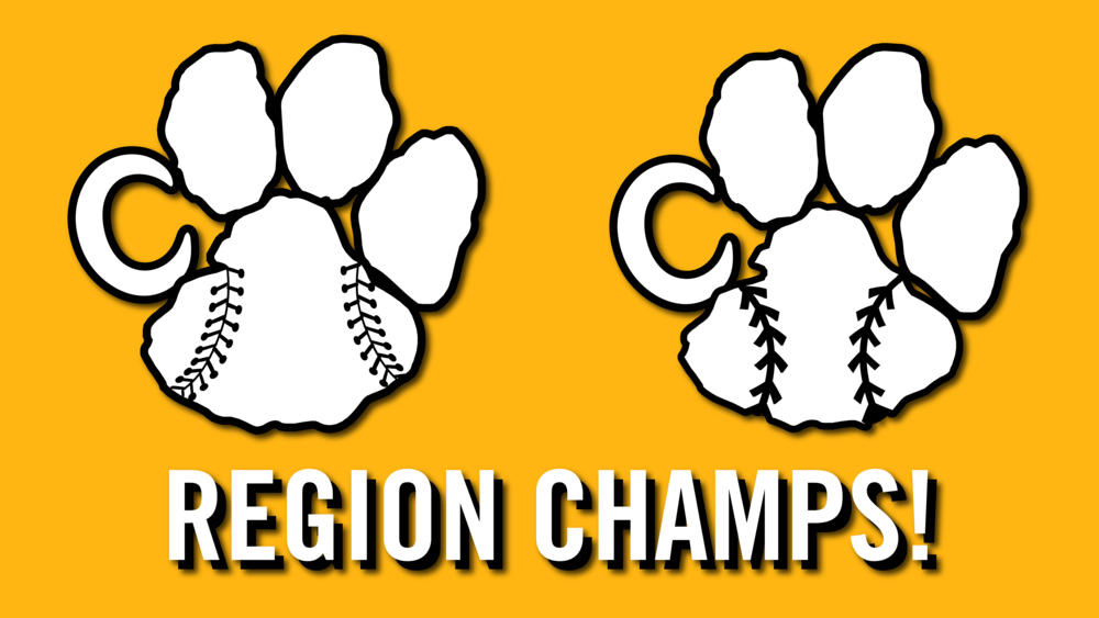 Crescent Softball and Baseball Both Sweep Region l-AA 🥎⚾