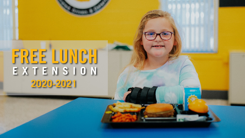 Anderson 3 Extends Free Lunch Program