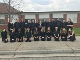 CHS Concert Band Receives Excellent Rating