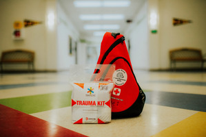 Michelin-Starr Plant Donates Trauma Kits to AIT