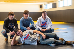 Wrestlers Perform Well at AAA State Finals