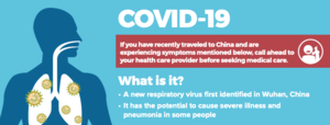 ​Precautionary Coronavirus (COVID-19)​ Information