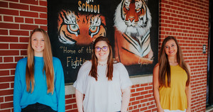 3 Crescent Seniors awarded SC Teaching Fellows Scholarships