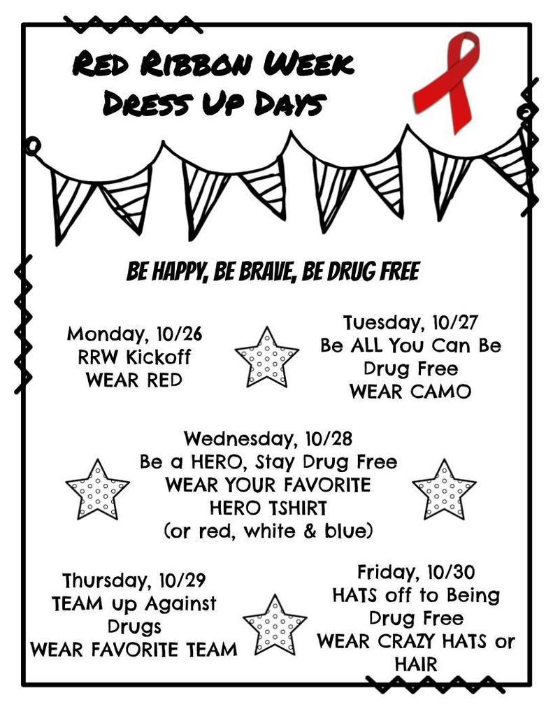 RRW Dress up Days 2020