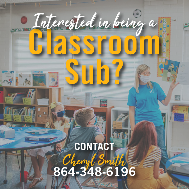 Classroom Subs