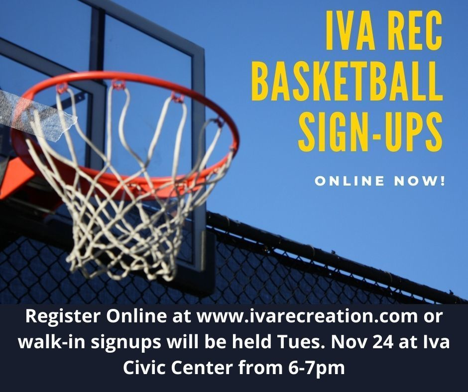 Iva Rec Basketball