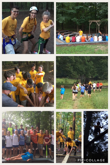Cross Country at Connie Maxwell