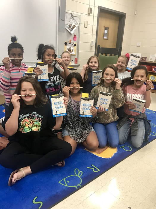 Fifth-grade Girls Bookclub
