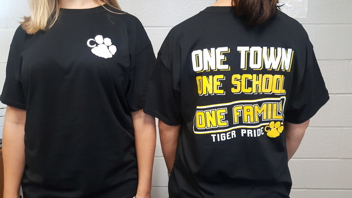 Tiger Pride Shirts
