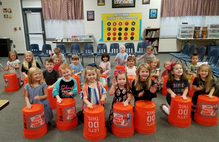 K5 Bucket Drums #2