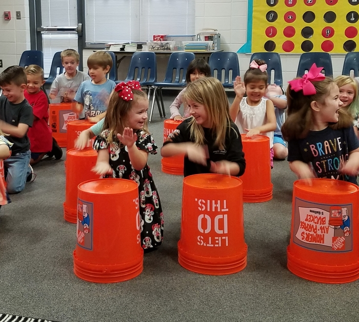 K5 Bucket Drums #3