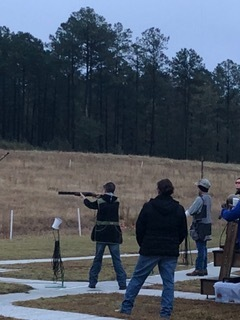 CHS Elite Clay Shooting Team