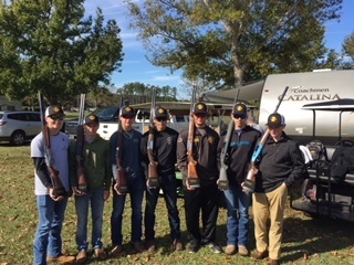 Elite Clay Shooting team