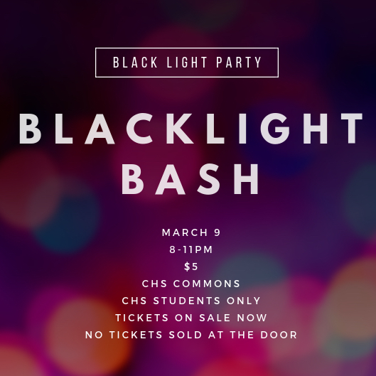 Black light bash