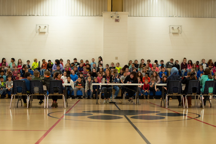 Students battle it out at the Battle of the Books