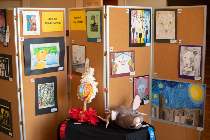 A3 Fine Arts Showcase