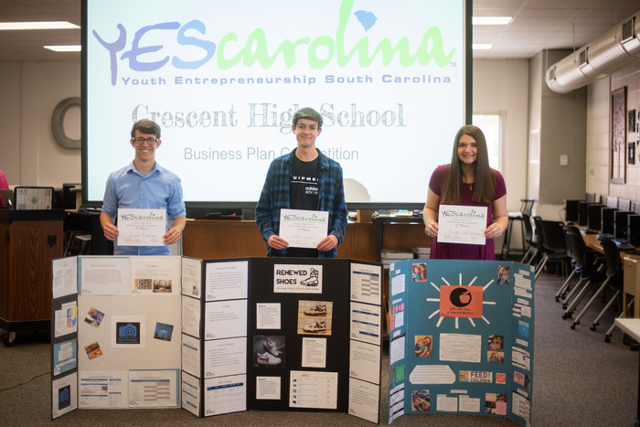 Yes Carolina Business Plan Competition