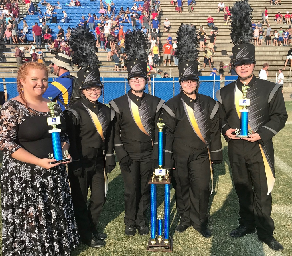 Band Congratulations!