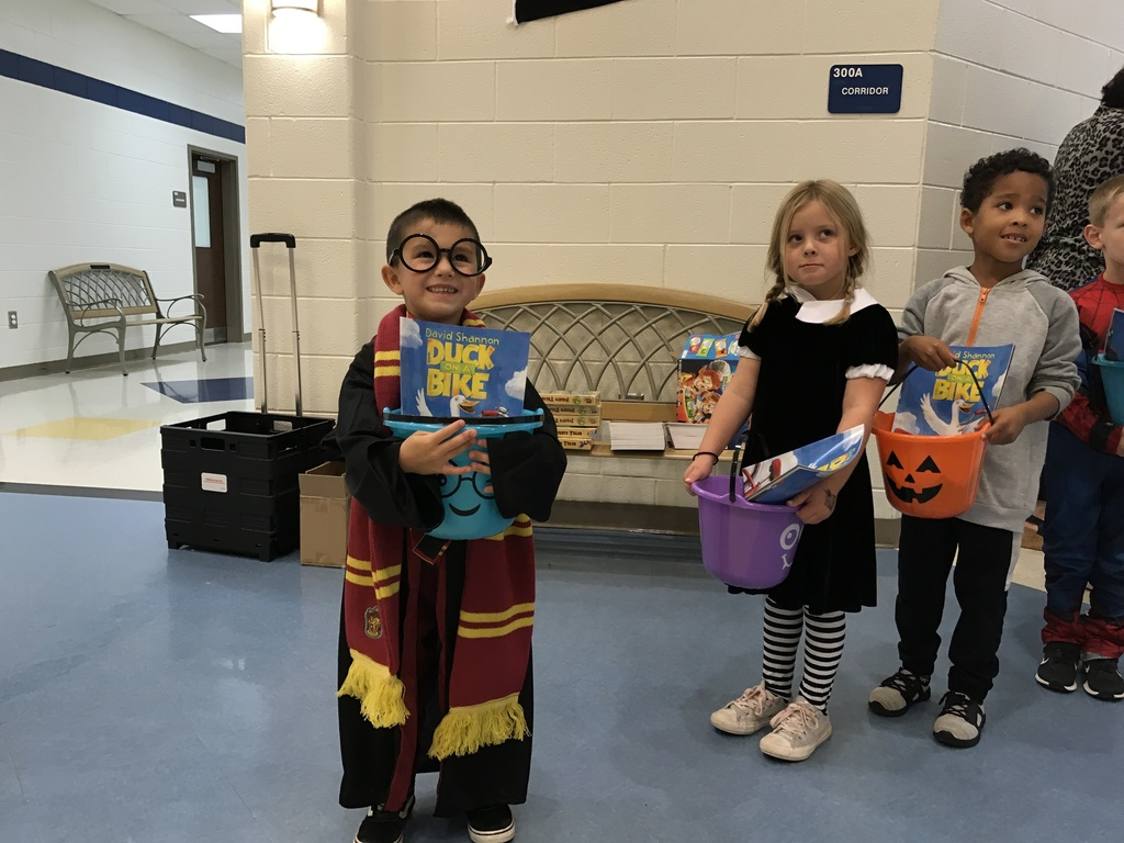 Kindergarten Trick or Treat